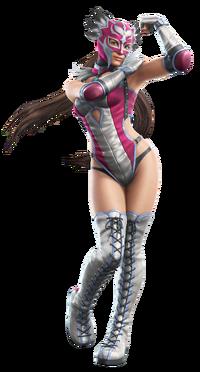 Julia CG Art (Bonus Costume)