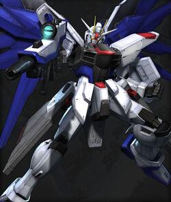 Freedom Gundam (DWGR)