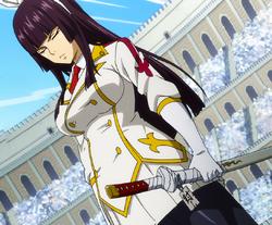Kagura's personality