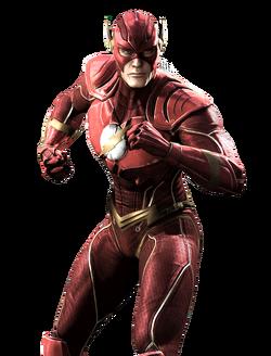 Flash CG Art