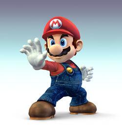 Mario CG Art (Normal)
