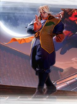 SFV Master Zeku