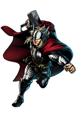Thor CG Art
