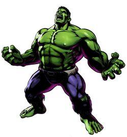 Hulk CG Art