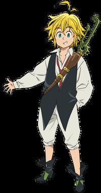 Meliodas anime full appearance