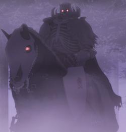 Skull Knight Anime