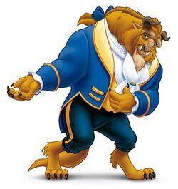 Beast Adam CG Art