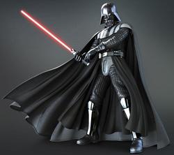 Darth Vader CG Art