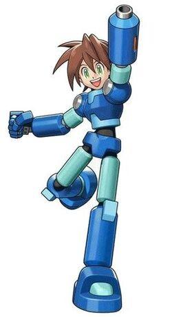 300px-Megaman Volnutt