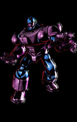 Sentinel CG Art