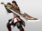 Sakon (Samurai Warriors)