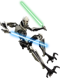 General Grievous CG Art