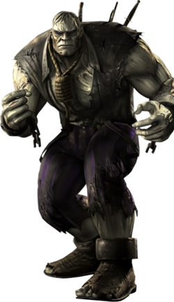 Solomon Grundy CG Art