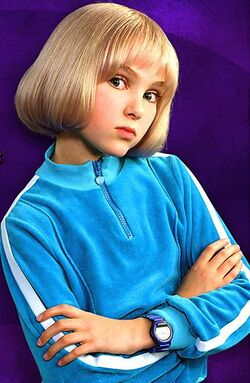 Violet Beauregarde CG Art