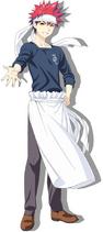 Sōma Yukihira full appearance