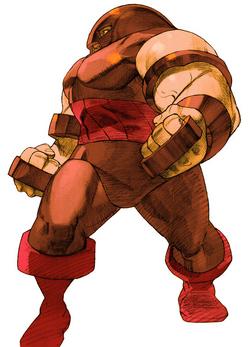 Juggernaut CG Art