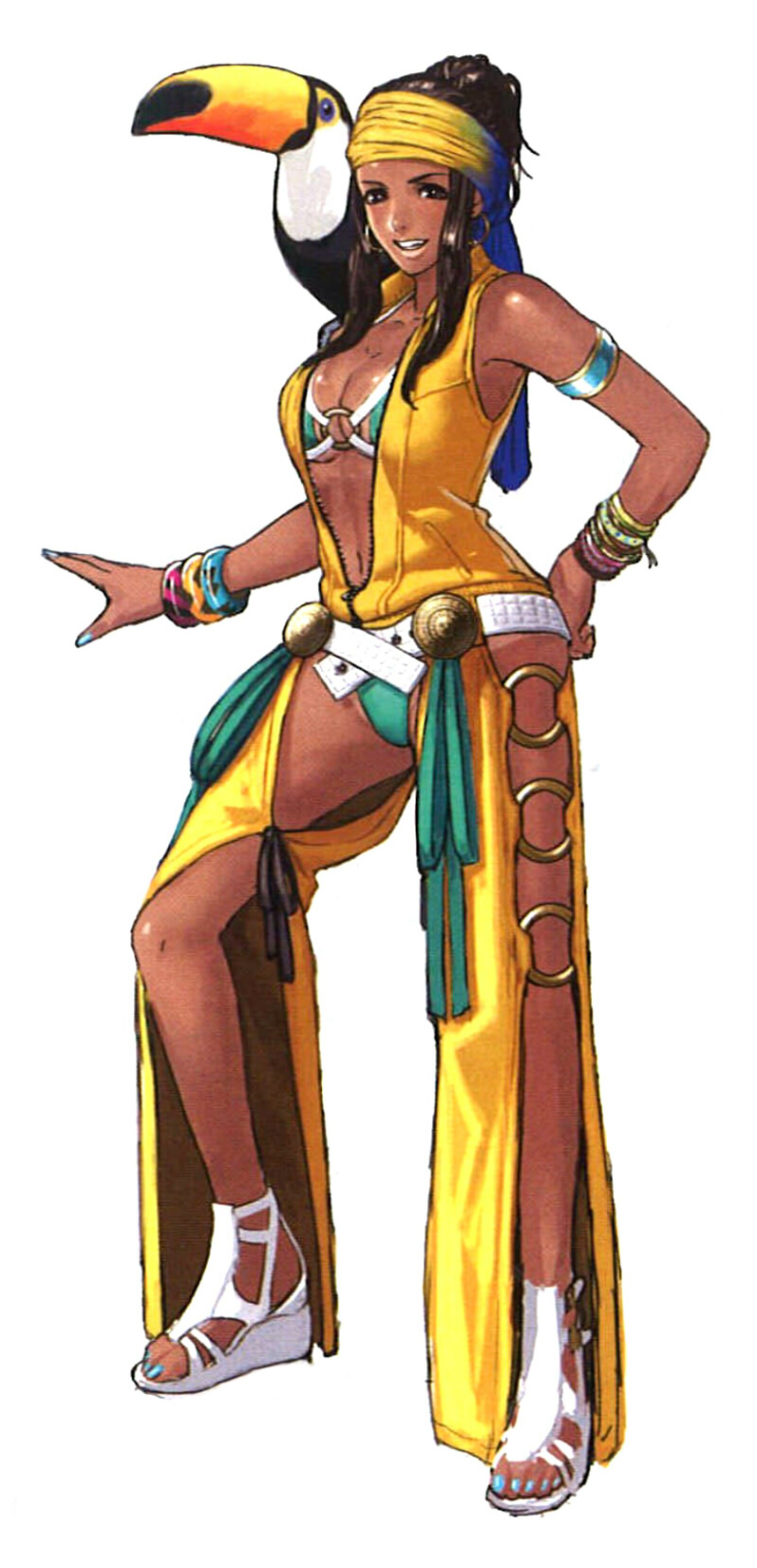 Zarina super smash bros tourney wiki fandom powered by wikia - King of fighters characters pictures ...