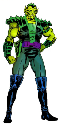 Paibok (Earth-616)