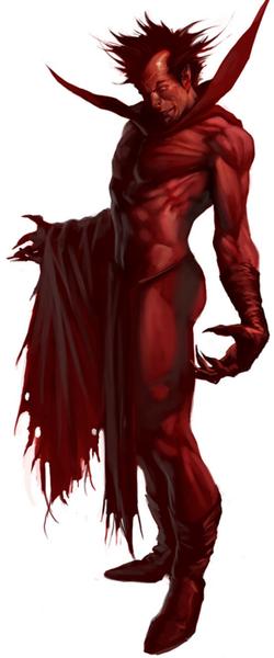 Mephisto CG Art