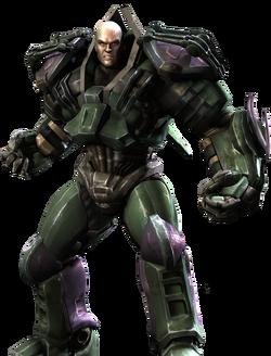 Lex Luthor CG Art