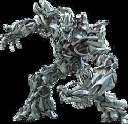 Megatron CG Art