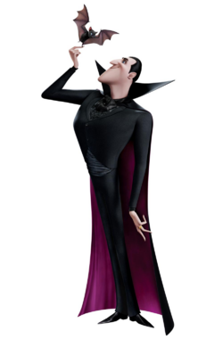 Count Dracula CG Art