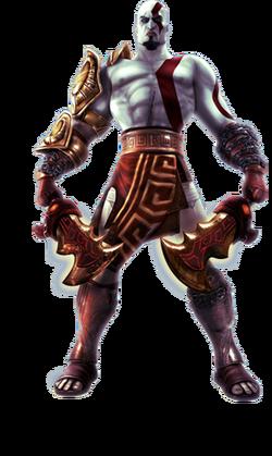 Kratos CG Art