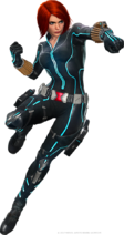 MVCI Black Widow transparent render
