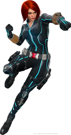 MVCI Black Widow transparent render