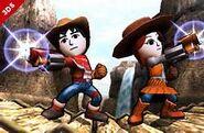 Mii Gunners 3DS