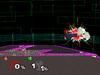 Mario Back aerial SSBM