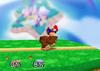 Donkey Kong Forward throw SSB