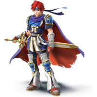 Roy - Super Smash Bros. for Nintendo 3DS and Wii U