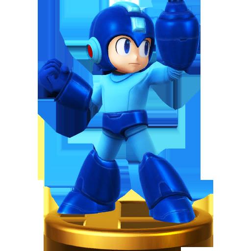 List Of Ssbwu Trophies Mega Man Series Smashpedia