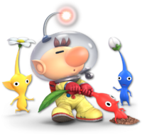 Olimar - Super Smash Bros. Ultimate