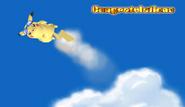 Pikachu Congratulations Screen Classic Mode Brawl
