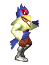 Falco - Super Smash Bros. Melee