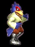Falco - Super Smash Bros. Melee
