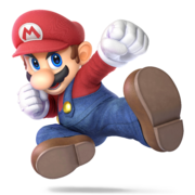 Mario - Super Smash Bros. Ultimate