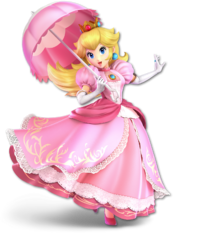 Peach - Super Smash Bros. Ultimate