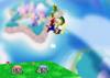 Super Jump Punch Mario (SSB)