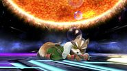 Star Fox Asleep
