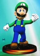 Luigi trophy (SSBM)
