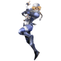 Sheik - Super Smash Bros. Brawl