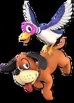 Duck Hunt SSBU