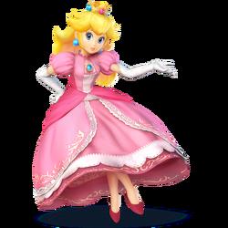 Peach - Super Smash Bros. for Nintendo 3DS and Wii U