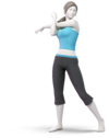 Wii Fit Trainer - Super Smash Bros. Ultimate