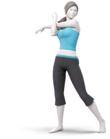 Wii Fit Trainer (Super Smash Bros. Ultimate)