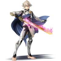Corrin - Super Smash Bros. for Nintendo 3DS and Wii U