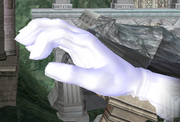 Playable Master Hand SSBM 2